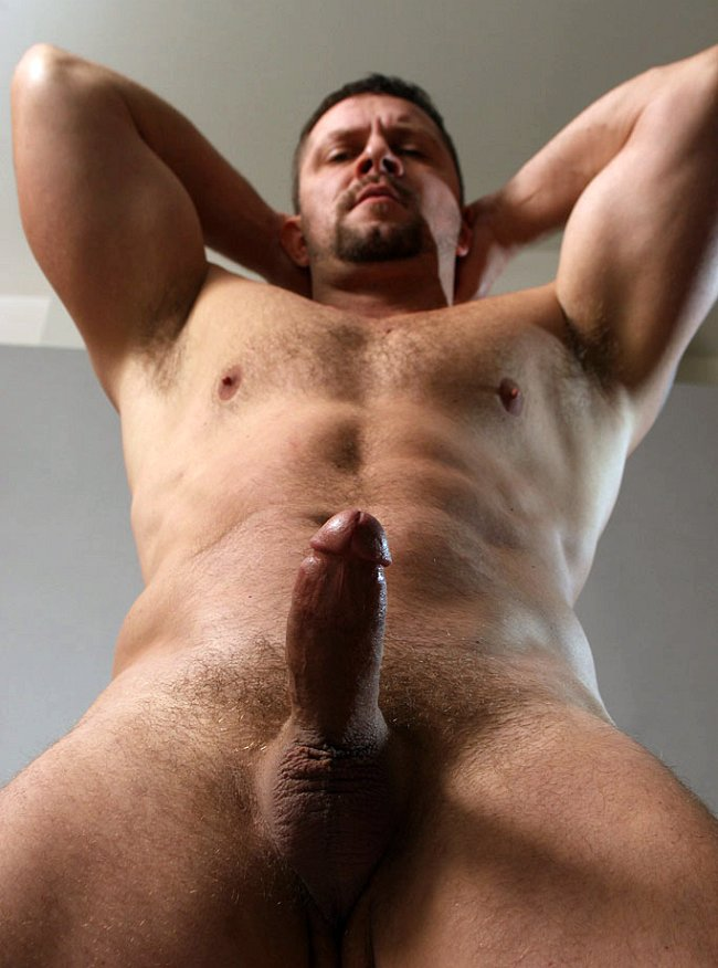 Hairy muscle hunk tumblr