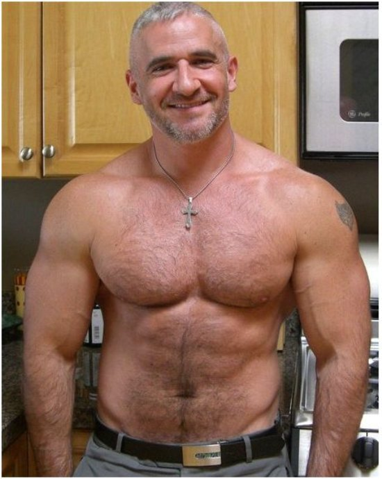 The Perfect Hairy Daddy